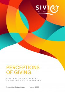 Perceptions on Giving