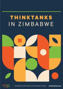 Think Tanks Report Cover