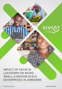 Impact of COVID 19 Lockdown on Micro, Small & Medium Scale Enterprises in Zimbabwe