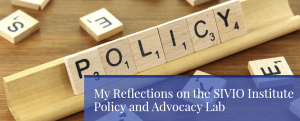 reflections on the public policy lab