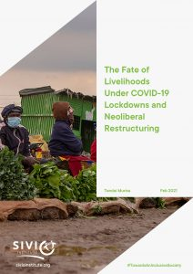 The Fate of Livelihoods Under COVID-19 and Neo-Liberal Restructuring Thumbnail