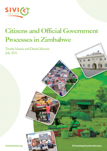 Cover Citizens and Official Government Processes in Zimbabwe-01